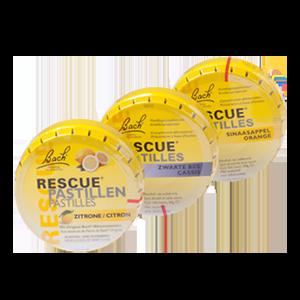 Bach Rescue producten - pastilles