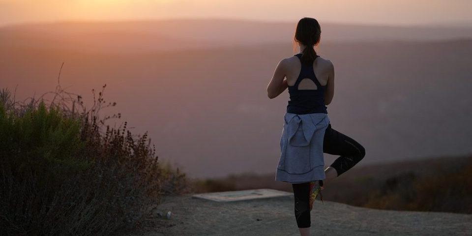 sporten gezond bij stress
